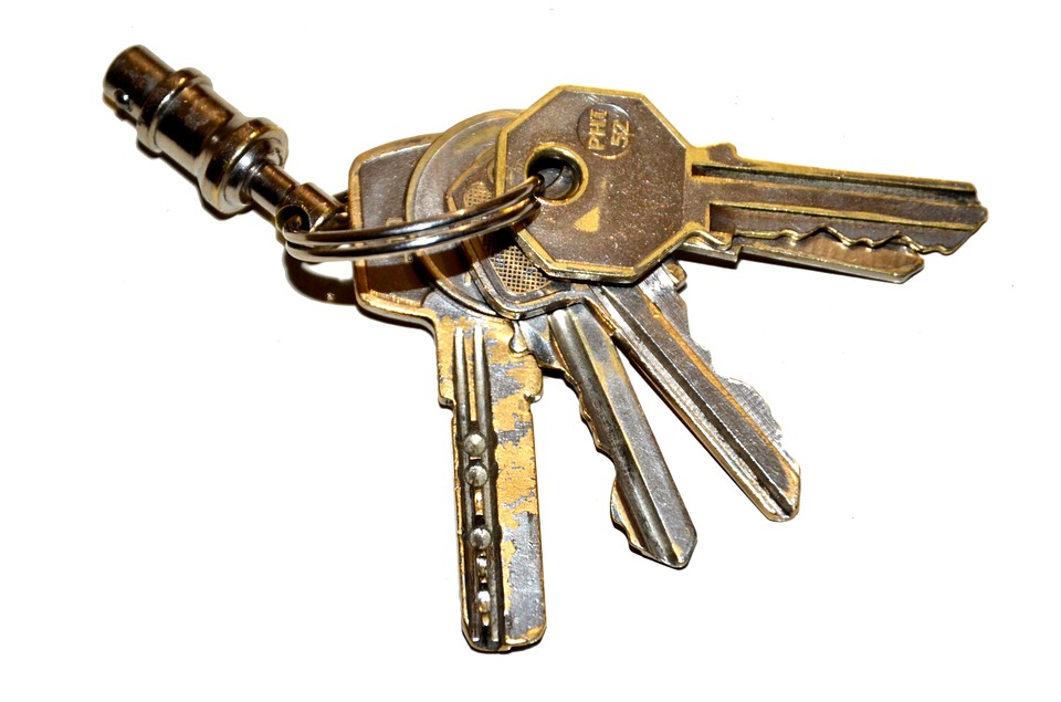 llave abrir puertas