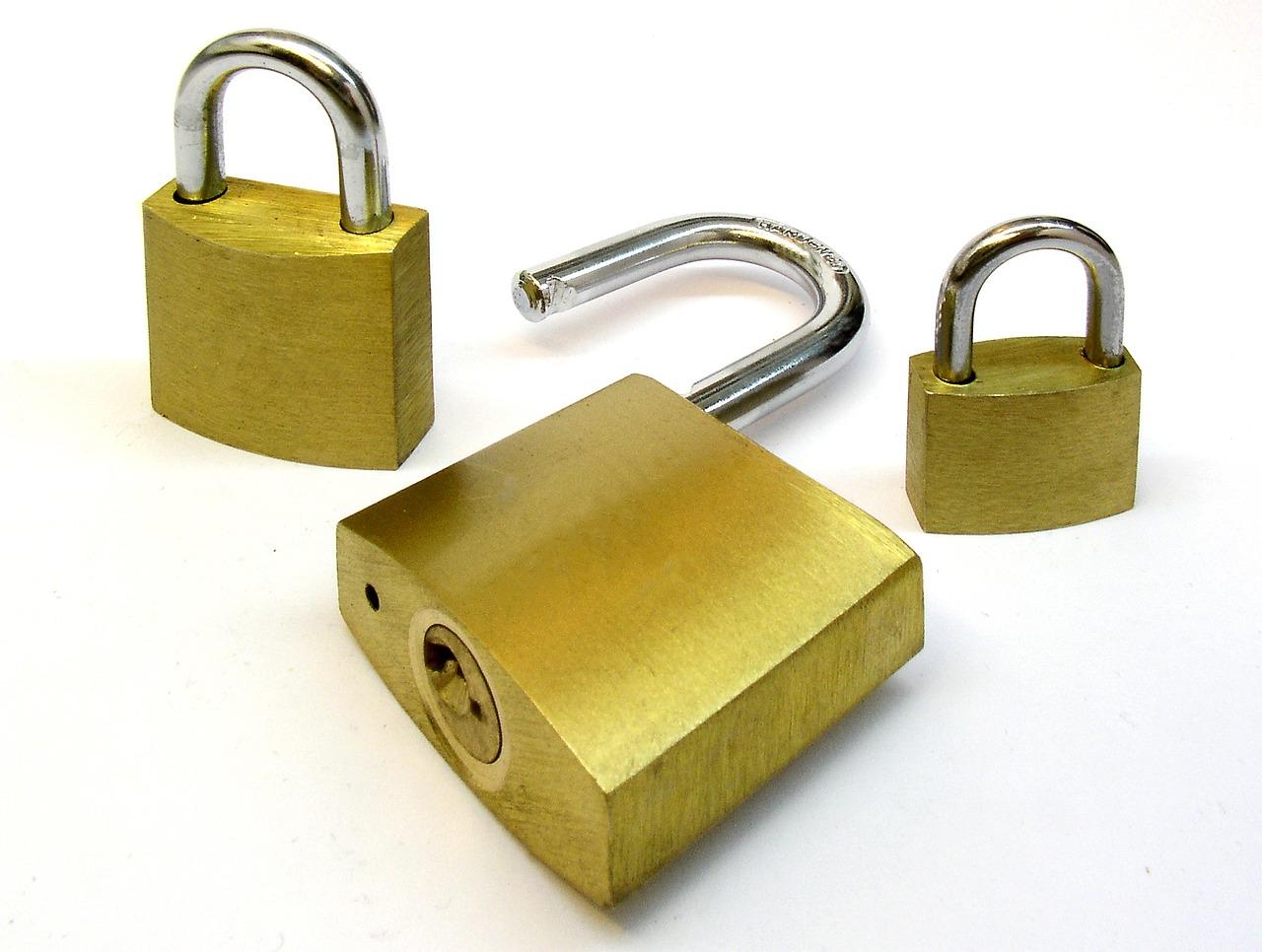 tipos de cerraduras para seguridad